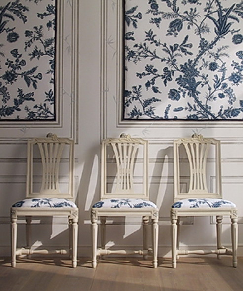 Historical-Swedish-and-matching-fabric-wallpaper-wp4407961