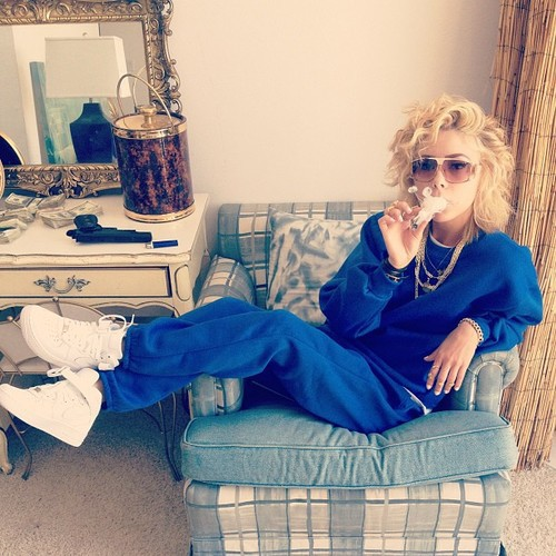 Honey-Cocaine-Royal-Blue-Full-Tracksuit-Sweats-Sweater-Joggers-White-Air-Forces-Dope-Swag-Streetwear-wallpaper-wp5207541
