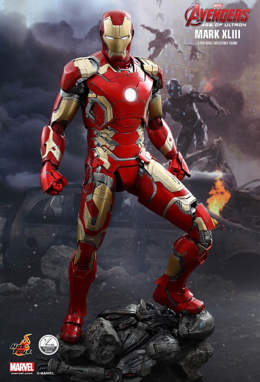 Hot-Toys-Avengers-Age-of-Ultron-Iron-Man-Mark-XLIII-th-scale-Collectible-Figure-wallpaper-wp3006714