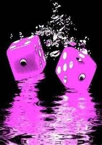 Hot-pink-dice-wallpaper-wp3006703