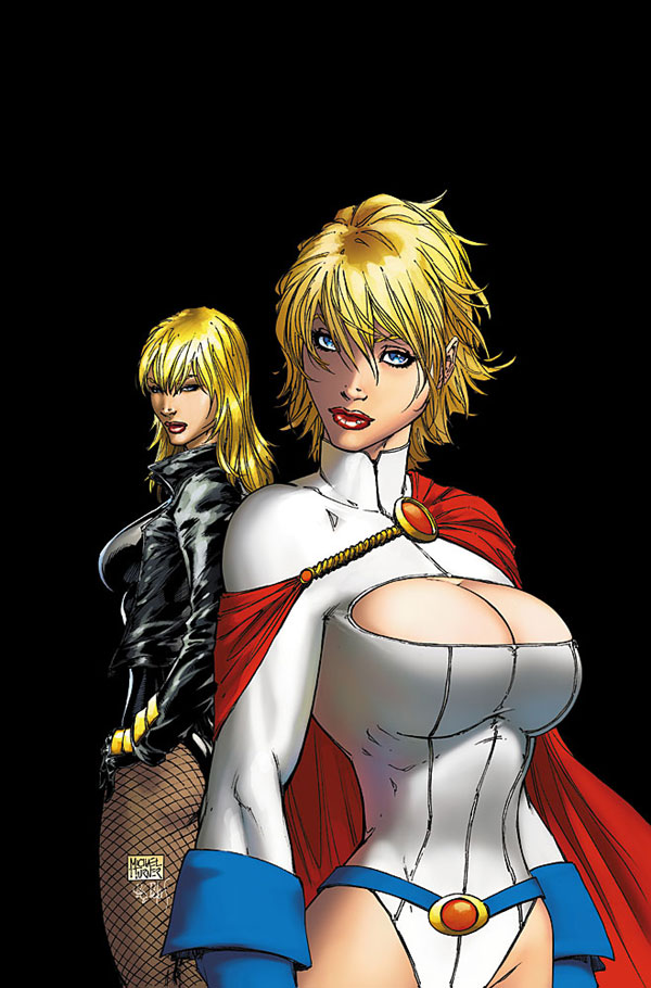 I-miss-Michael-Turner-Power-Girl-and-Black-Canary-wallpaper-wp5806731