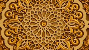 Islamic Design wallpaper