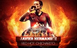 Javier-Hernandez-Chicharito-Manchester-United-Best-HD-wallpaper-wp5208127
