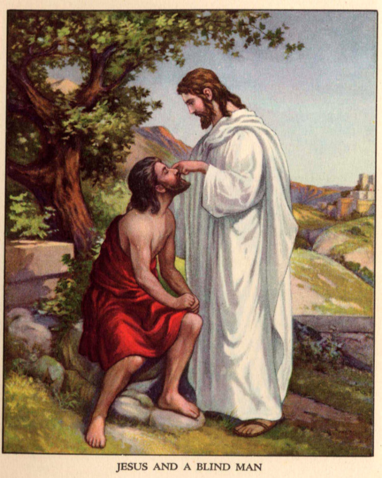 miracle of jesus