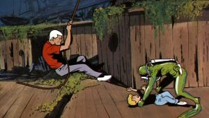 Jonny Quest tapet