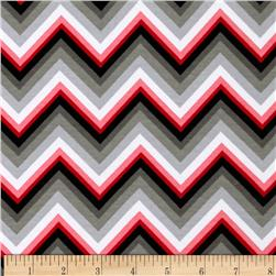 Kaufman-Laguna-Stretch-Jersey-Knit-Chevron-Red-Grey-wallpaper-wp4005871-1