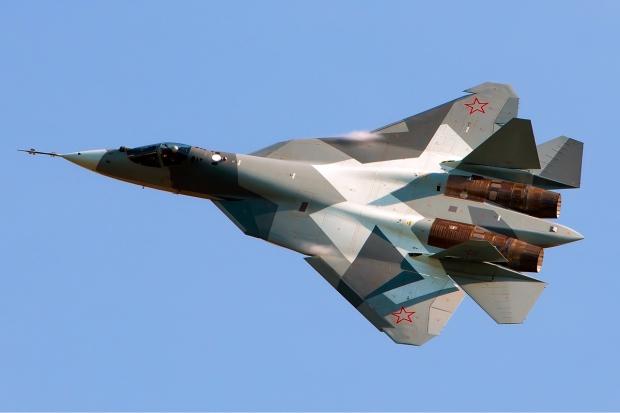 Komsomolsk-on-Amur-th-prototype-fighter-of-fth-gen-Sukhoi-T-PAK-FA-made-its-maiden-flight-fr-wallpaper-wp5208499