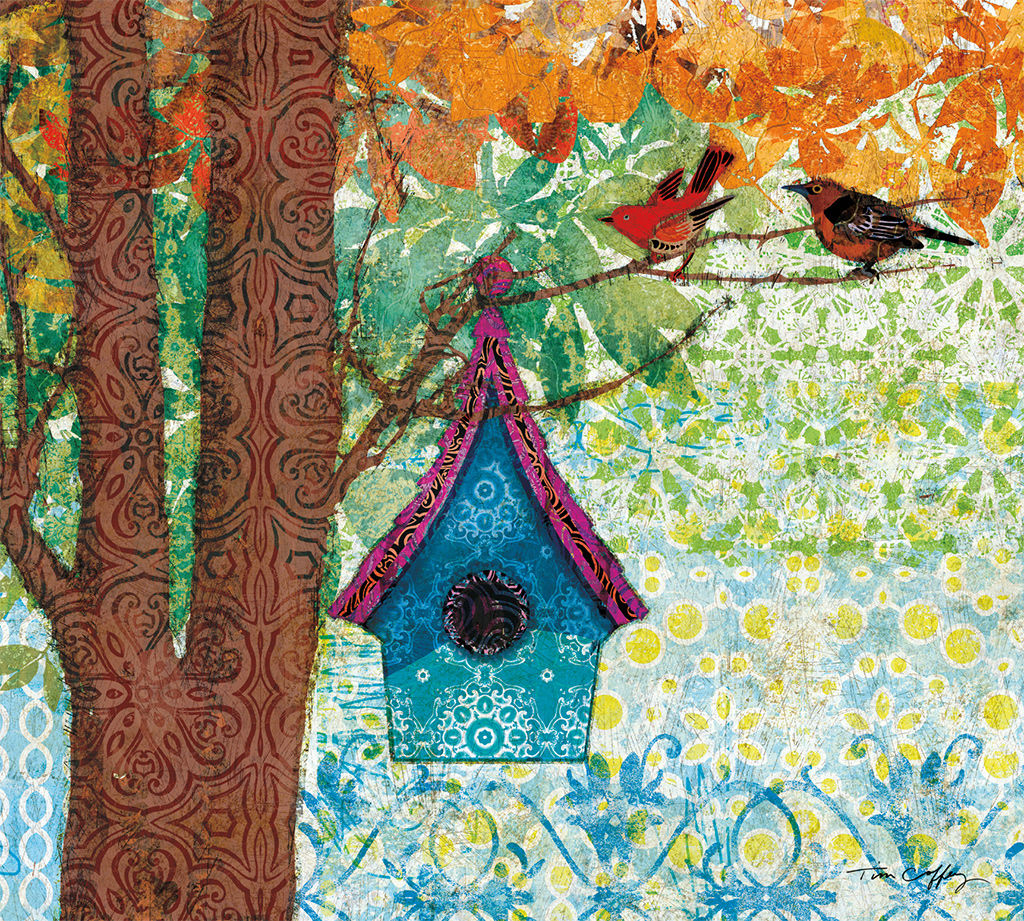 Lang-December-Wallpaper-Birdhouses-wallpaper-wp4808258