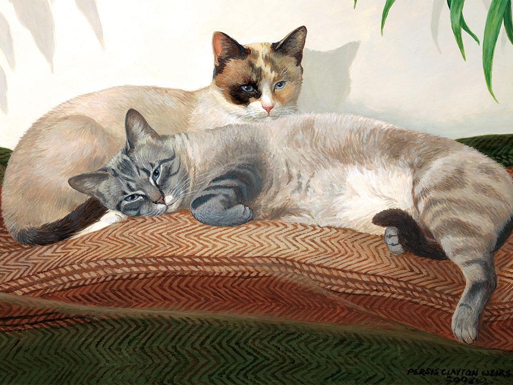 Lang-cat-calendar-wallpaper-wp427052