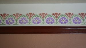 Craftsman Stencils and Paint Colors wallpaper