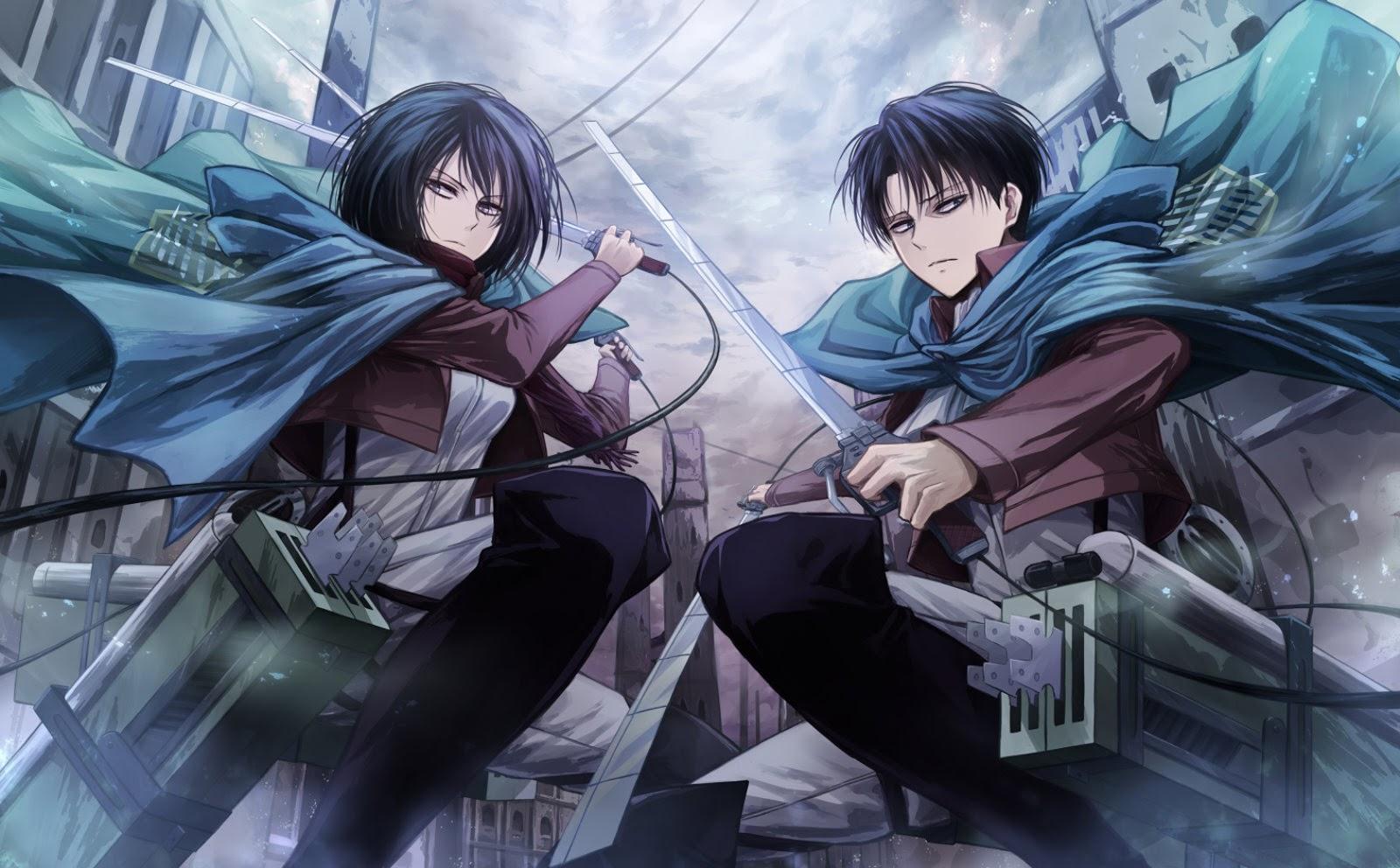 Levi-And-Mikase-Ackerman-HD-wallpaper-wp427110