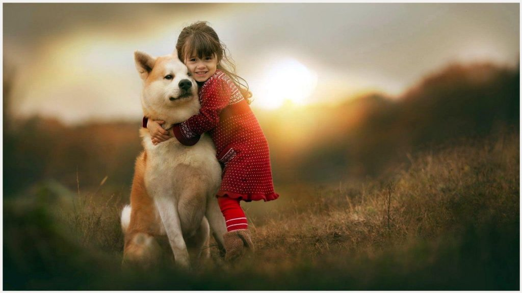 Little-Girl-With-Dog-Cute-little-girl-with-dog-cute-1080p-little-girl-with-do-wallpaper-wp3408179