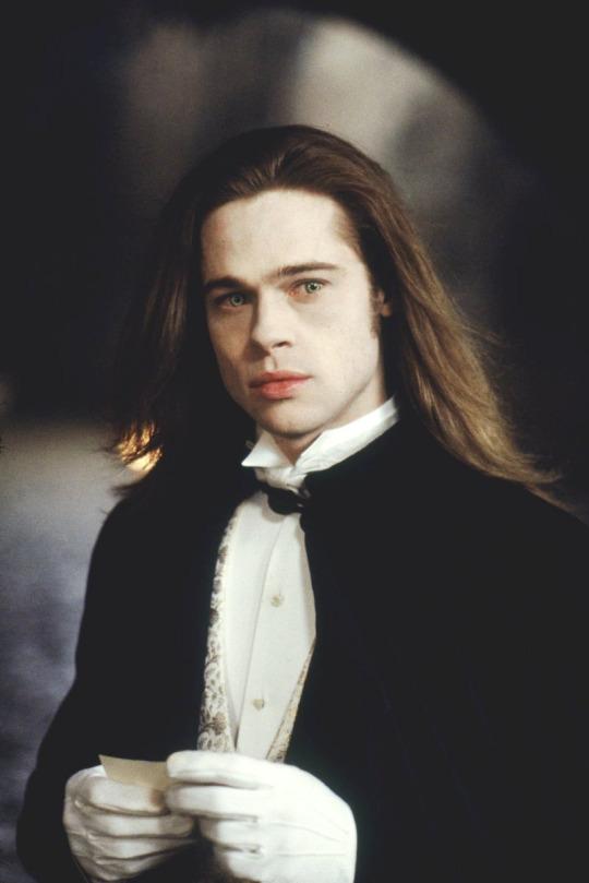 Louis De Pointe Du Lac Brad Pitt Wallpaper