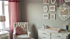 Vintage vogue Bedrooms wallpaper