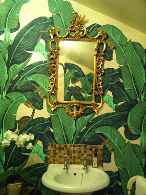 Marvelous-Martinique-Banana-Leaf-ornate-gilded-mirror-wallpaper-wp4608135