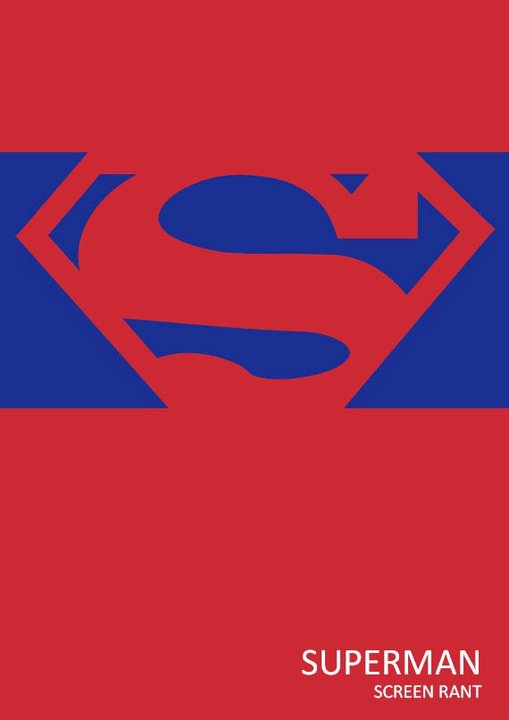Minimalist-Poster-Superman-wallpaper-wp427638
