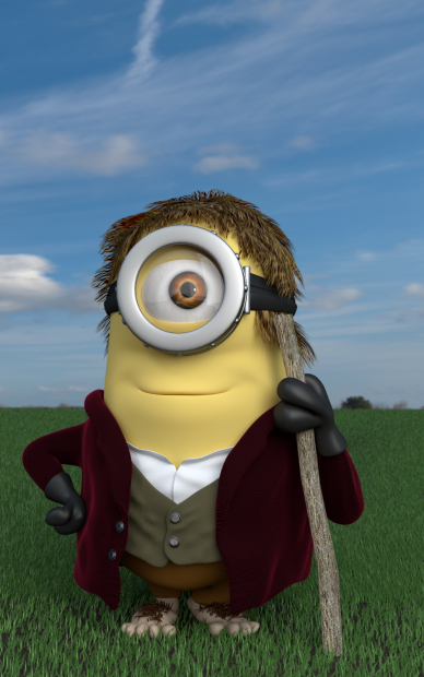 Minion-Baggins-The-Lord-of-the-Rings-wallpaper-wp5606781