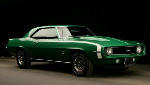 wallpapers muscle car