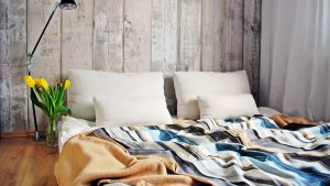 Scrapwood 1 por Piet Hein Eek wallpaper