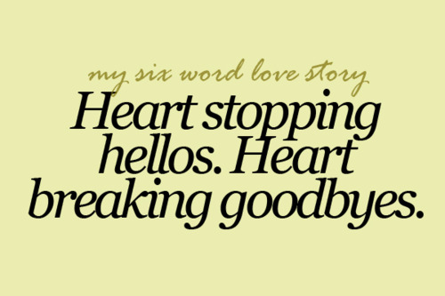 My-six-word-love-story-Heart-Stopping-Hellos-Heart-Breaking-Goodbyes-Literally-happened-last-nigh-wallpaper-wp5209627