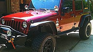 Cool jeepar tapeter