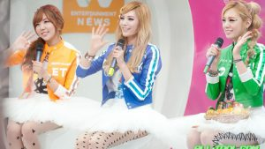 Orange Caramel tapetti