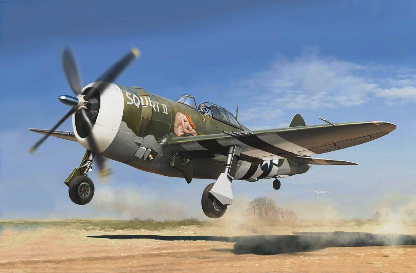 P 47 Thunderbolt Wallpaper P 47 Thunderbolt wallp...
