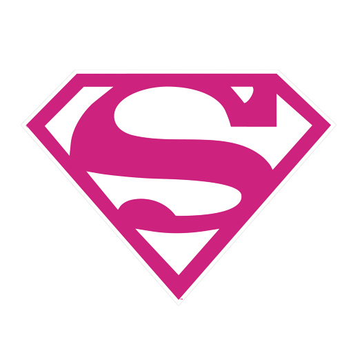 Pink-Supergirl-Logo-Fathead-Pink-Supergirl-Logo-Superman-Wall-Decals-Superman-Wall-use-fo-wallpaper-wp428410