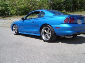 1994 1998 SN95 Mustang wallpaper