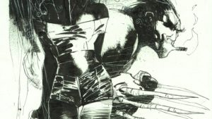 Ashley Wood wallpaper