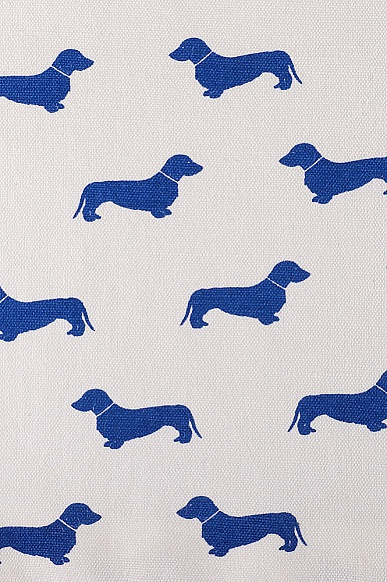 SALE-Emily-Bond-Bright-Blue-Dachshund-Linen-Union-reduced-from-%C2%A3-to-%C2%A3-p-m-wallpaper-wp428918