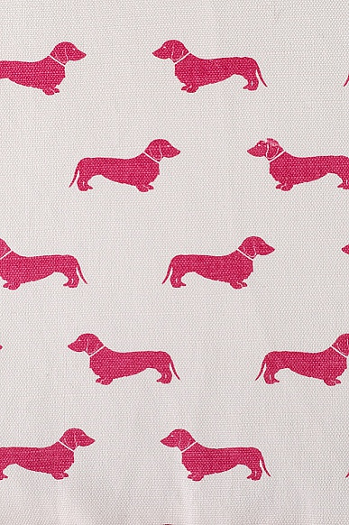 SALE-Emily-Bond-Bright-Pink-Dachshund-Linen-Union-reduced-from-%C2%A3-to-%C2%A3-p-m-wallpaper-wp428920