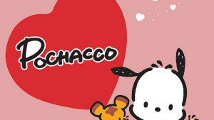 Pochacco Friends tapet