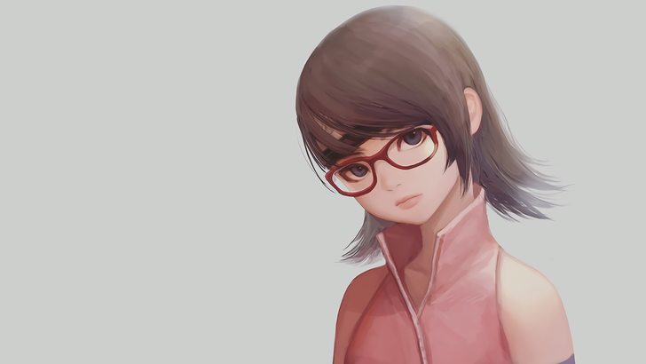 Sarada-Uchiha-Boruto-Anime-Girl-wallpaper-wp36010346