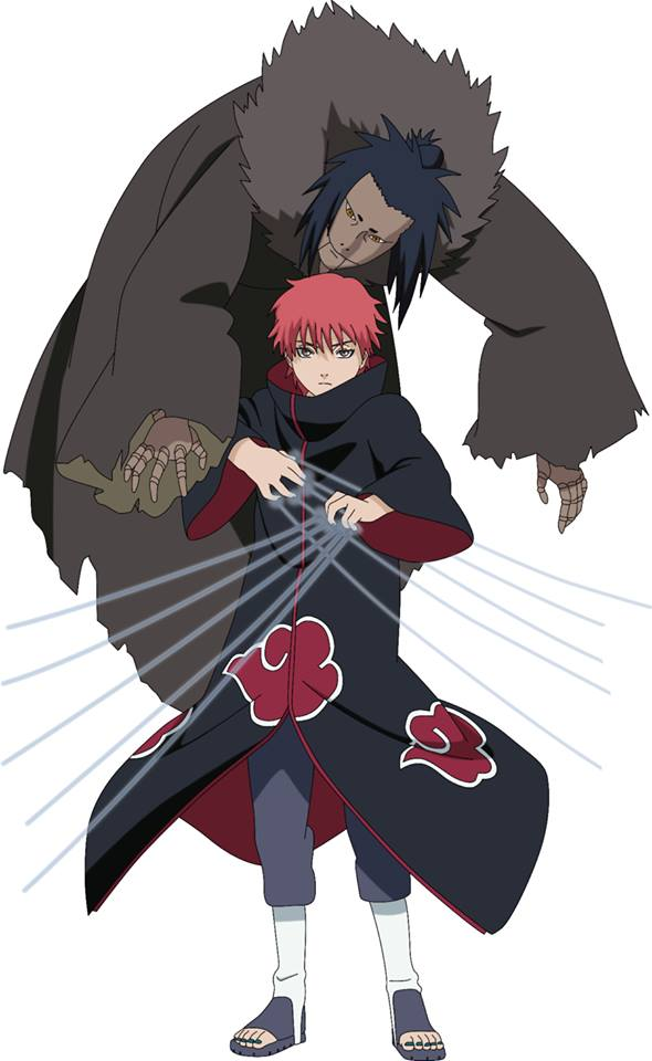 Sasori-Akatsuki-Naruto-Anime-wallpaper-wp5408475