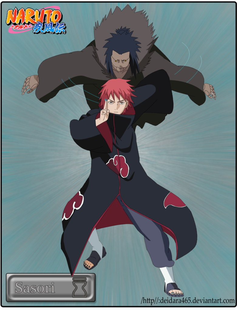 Sasori-And-rd-kazekage-puppet-by-Deidara-on-deviantART-wallpaper-wp5408462