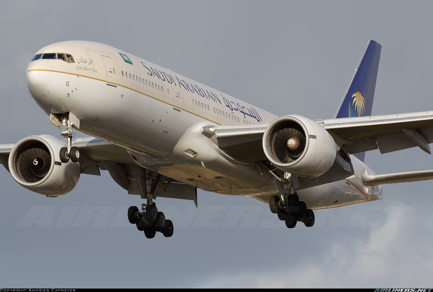 Saudi-Arabian-Airlines-HZ-AKG-Boeing-ER-aircraft-picture-wallpaper-wp4609780