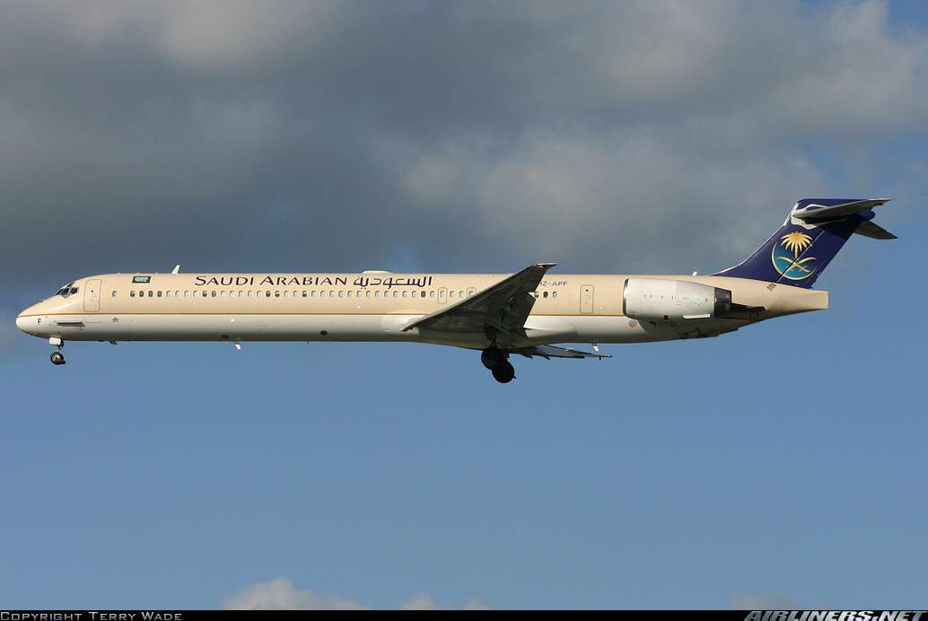 Saudi-Arabian-Airlines-HZ-APF-McDonnell-Douglas-MD-aircraft-picture-wallpaper-wp4609781