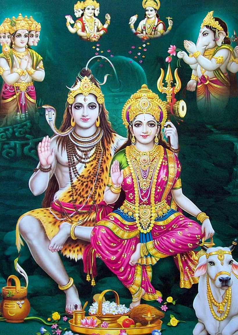 Shiv Parivar Wallpapers, HD Images, Photos, Pictures Free
