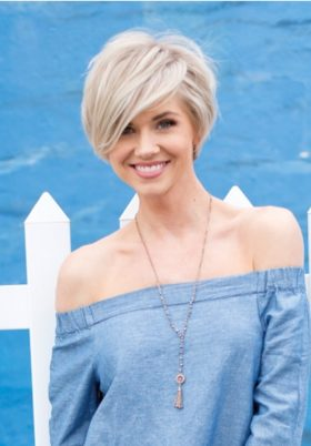 cute Short Hair Styles wallpaper