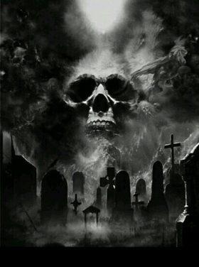Cool skulls wallpaper