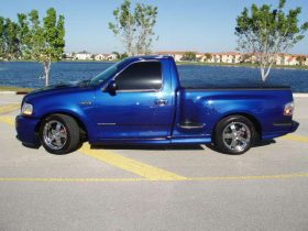 Ford Lightning wallpaper