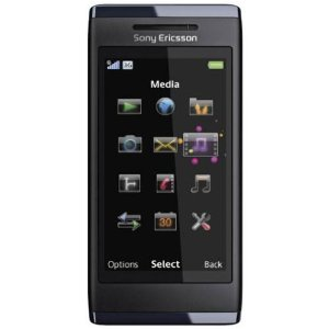 Sony-Ericsson-Aino-U-Black-Color-Unlocked-Cell-Phone-GSM-Mobile-International-Version-Sim-Free-wallpaper-wp4403547