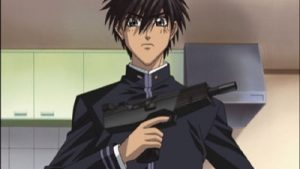 Full Metal Panic tapeter