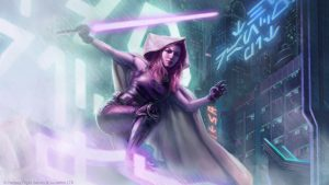 Mara Jade Skywalker wallpaper