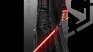 Star Wars Darth Revan kertas dinding