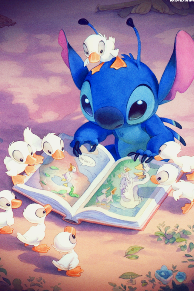 Stitch Wallpaper Wp50012420