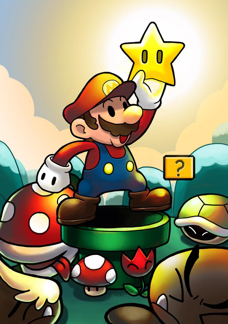 Super Mario Bros Franchise  TV Tropes