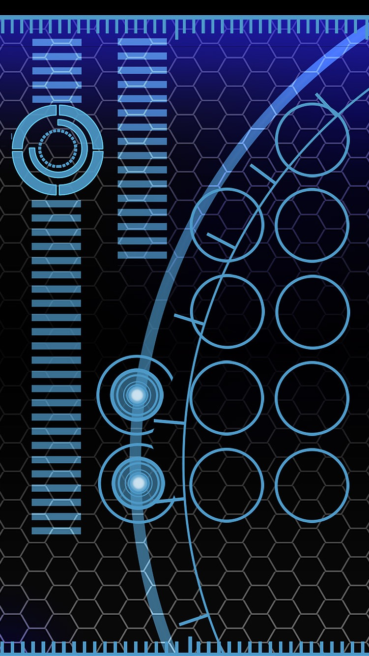 TAP-AND-GET-THE-FREE-APP-Shelves-Icons-Technology-Fantasy-Dark-Blue-Cool-Cells-Texture-HD-iPhone-wallpaper-wp423175