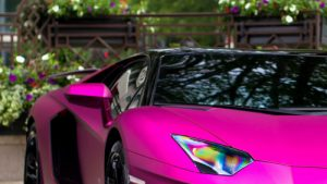PINK Lamborghini wallpaper